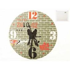 Часы НАСТЕННЫЕ 7740011 Rock-n-Roll