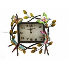 Часы НАСТЕННЫЕ 5830010 Весенняя палитра