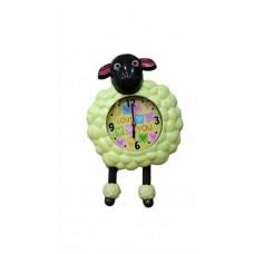 Часы НАСТЕННЫЕ 7900096 овечка