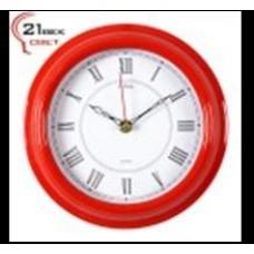Часы НАСТЕННЫЕ 82696 классика с римскими цифрами д 21 см
