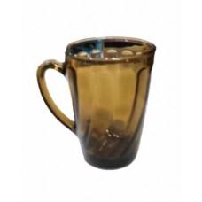 Кружка 300 мл 62059-02 дым стекл