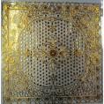 Салфетка АЖУР 79897 30*30 см золото серебро