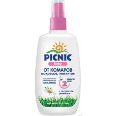 Спрей PICNIC 120 мл BABY от комаров