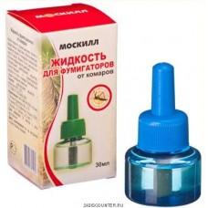 Жидкость от комаров МОСКИЛЛ 30 мл