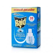Жидкость от комаров RAID 30 мл от комаров 30 ночей