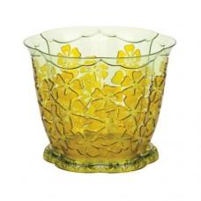 Горшок КАМЕЛИЯ 1.5 л М2214 для орхидей желтый