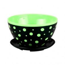 Горшок для кактусов М4570 0.5 л салатно-зеленый