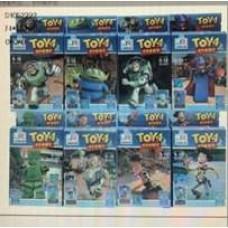 Конструктор 80291 история игрушек