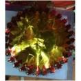 Новогоднее украшение растяжка ГИРЛЯНДА 2 м 83522