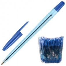 Ручка ШАРИКОВАЯ МАСЛЯНАЯ СТАММ ОФИС синяя 141892