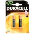 Батарейка МИЗИНЧИКОВАЯ LR03 DURACELL BASIC BL2
