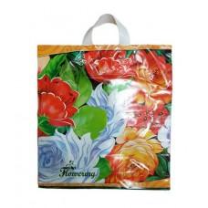 Пакет ПЕТЛЯ цветущий сад 40*43 см