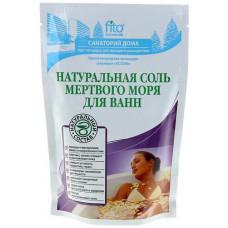 Соль для ванн (ФИТО) 500 гр натуральная мертвого моря