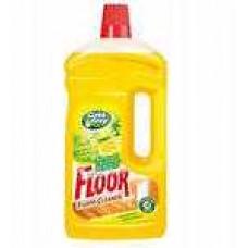 Моющее средство FLOOR 1.5 л для полов летние цветы