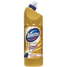 Чистящее средство DOMESTOS 1000 мл ультра блеск золотой