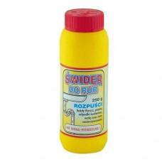 Чистящее средство WIREK SWIDER 250 гр гранулы для прочистки труб
