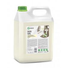 Чистящее средство GRASS DOS-GEL 5.3 кг гель для сантехники
