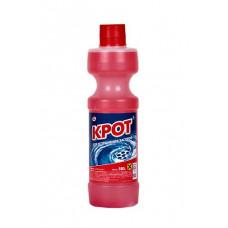 Чистящее средство КРОТ 500 мл розовый