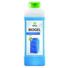 Чистящее средство GRASS BIOGEL 1 л гель для биотуалетов