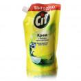 Чистящее средство CIF 250 мл КРЕМ актив лимон дой-пак