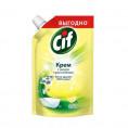 Чистящее средство CIF 500 мл КРЕМ актив лимон дой-пак