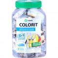Таблетки GRASS COLORIT 35 шт 5 в 1 для посудомоечных машин