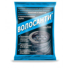 Чистящее средство ВОЛОСАНТИ 50 гр для очистки труб