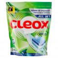 Таблетки CLEOX 24 шт для мытья посуды в посудомоечных машинах