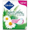 Гигиенические прокладки LIBRESSE NATURAL CARE  NORM 10