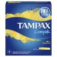 Тампон TAMPAX COMPAK Reguiar singlе 8 шт с апликатором