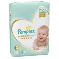 Подгузник PAMPERS PREMIUM CARE 6-10 кг (74шт) №3