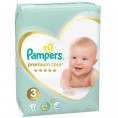 Подгузник PAMPERS PREMIUM CARE 6-10 кг (18шт) №3