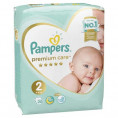 Подгузник PAMPERS PREMIUM CARE 4-8 кг (20шт) №2