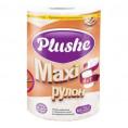 Полотенце бумажное PLUSHE MAXI 40 м 2-сл