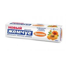 Зубная паста (Н-К) ЖЕМЧУГ 100 мл прополис