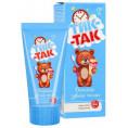 Зубная паста (СВОБОДА) ТИК-ТАК 2+ фруктовое мороженое