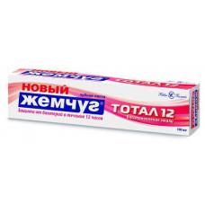 Зубная паста (Н-К) ЖЕМЧУГ 100 мл тотал 12 восстановление эмали