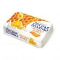 Мыло ЛЕСНАЯ ПОЛЯНКА 90 гр молоко мед