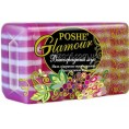 Мыло ШИК POSHE Glamour 5*70 ЭКОПАК виноградный мусс