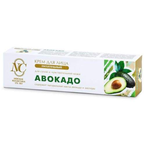 Крем авокадо невская косметика купить водорослевая косметика купить в архангельске