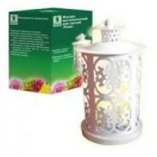 Фонарь УЗОР 06-595 металлический для свечей