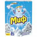 Стиральный порошок МИФ 400 гр АВТОМАТ 3 в 1 морозная свежесть