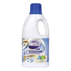 Средство для стирки NEGA 1.25 л универсальное альпийская свежесть