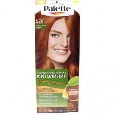 Краска для волос ПАЛЕТТЕ ФИТО 270 пленительный медный