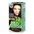 Краска для волос FITOCOLOR 3.0 темный каштан 115 мл