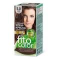 Краска для волос FITOCOLOR 5.0 темно-русый 115 мл