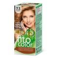 Краска для волос FITOCOLOR 7.3 карамель 115 мл