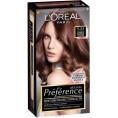Краска для волос LOREAL ПРЕФЕРАНС 5.23 темное розовое золото