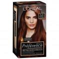 Краска для волос LOREAL ПРЕФЕРАНС 5.25 антигуа каштан перламутр