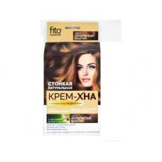 Краска для волос ХНА Индийская крем 50 мл (ФИТО) золот каштан